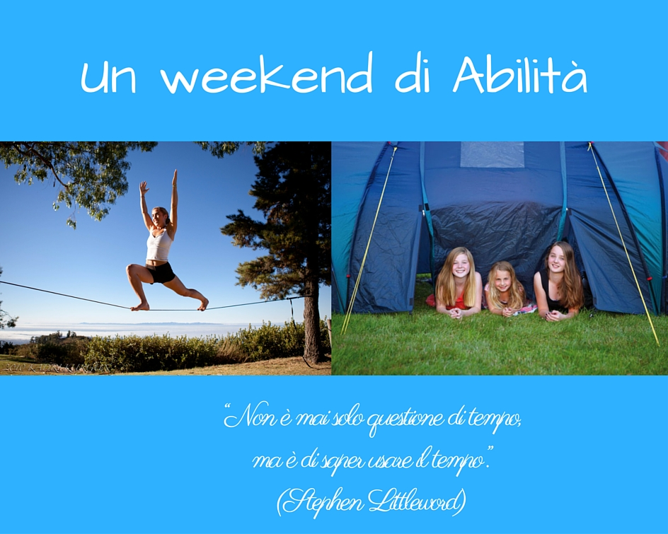 Un weekend di Abilità